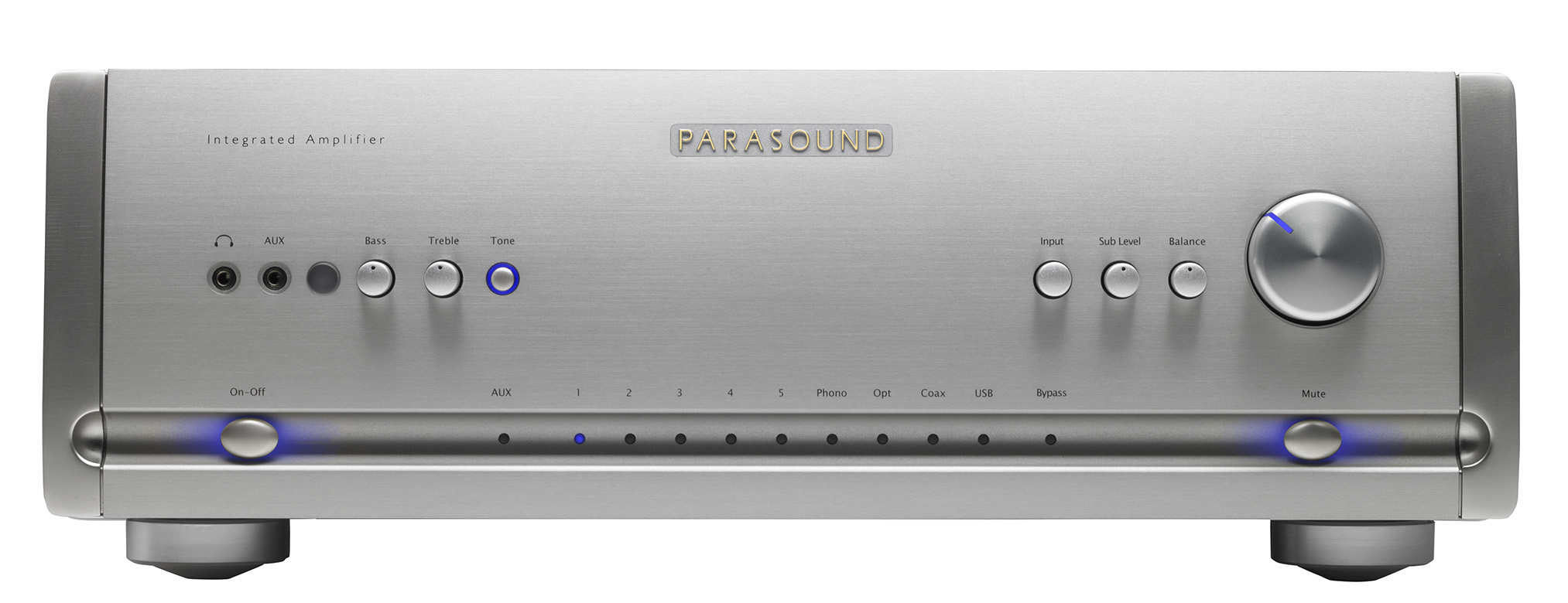 Parasound Halo 2.1 Channel Integrated Amp