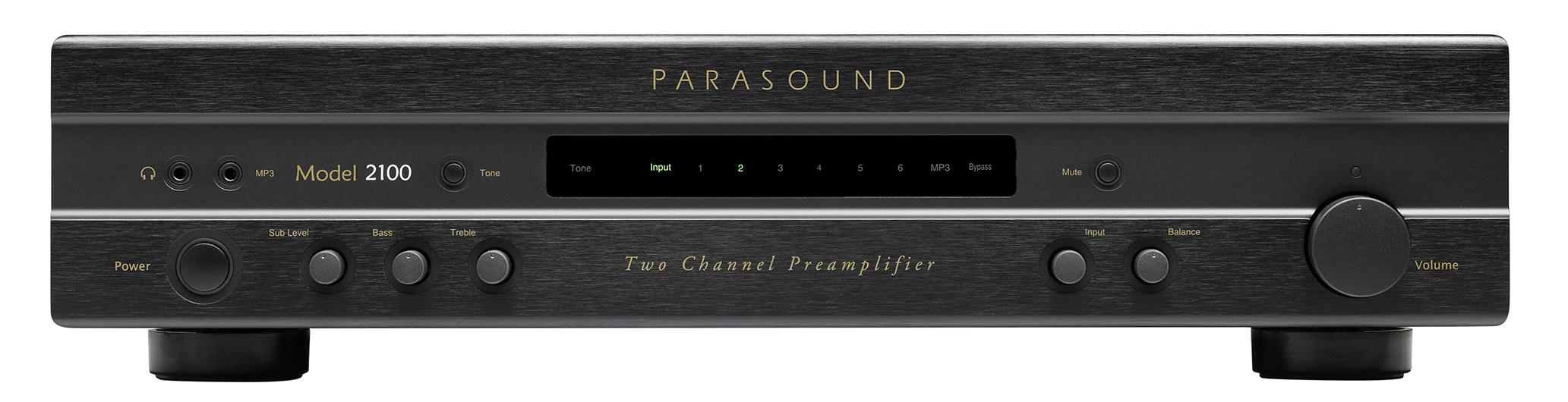good 2 channel stereo preamplifier